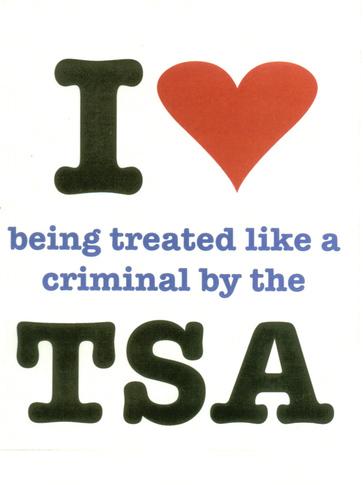 Submit your TSA joke for T-Shirt Hell T-Shirts... - Mustang Forum - Mustang  World